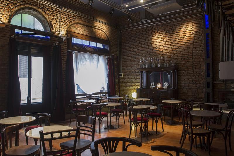 Pista Urbana · Bar teatro y afines