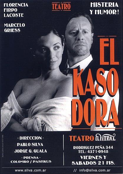 El Kaso Dora con Florencia Firpo